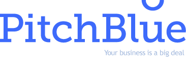 PitchBlue Logo